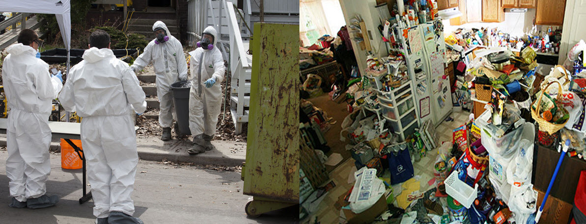 Extreme Hoarding Cleanup Vancouver