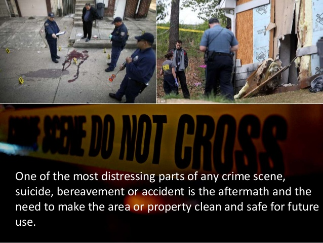 crime scene cleaners Vancouver