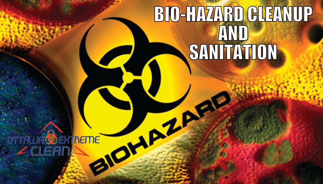 biohazard cleaning Vancouver