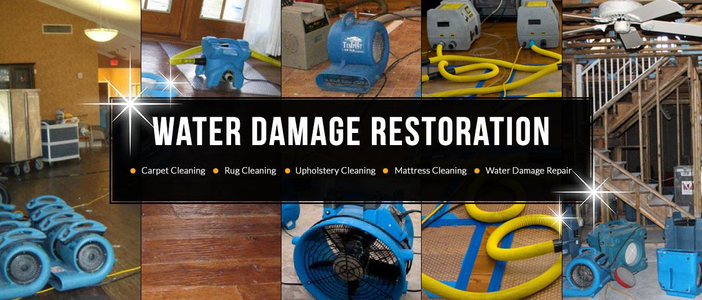 Waterloo Water Damage Restoration Services